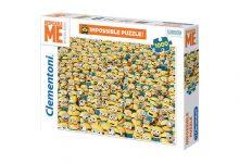 Impossible Puzzle - Minionki