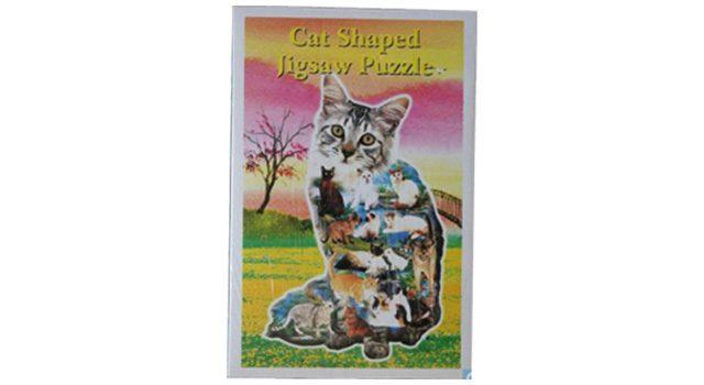 Cat Shaped 01