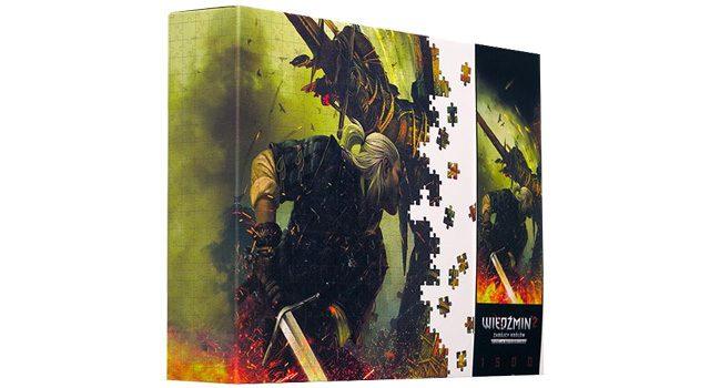 Wiedźmin 2 - Geralt i Draug PL