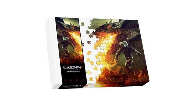 Wiedźmin 2 – Geralt i Smok PL