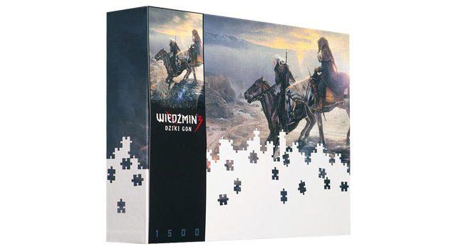 Wiedźmin 3 – Geralt i Towarzysz PL