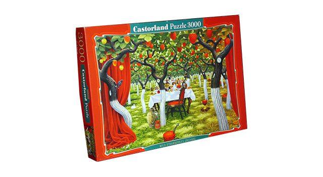 Wild Strawberries Orchard