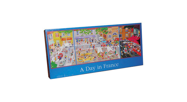 A Day in France