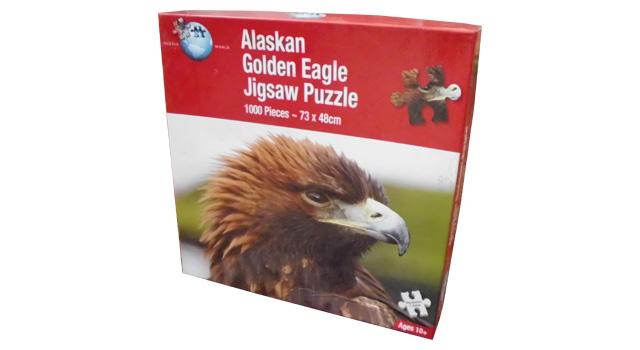 Alaskan Golden Eagle