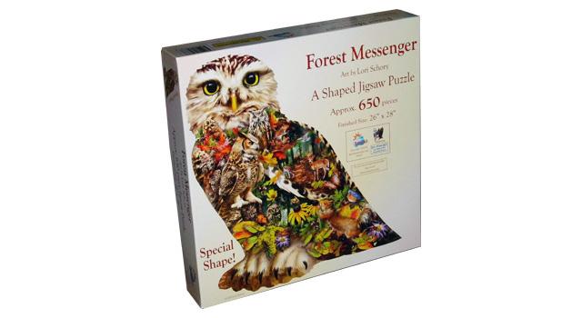 Forest Messenger